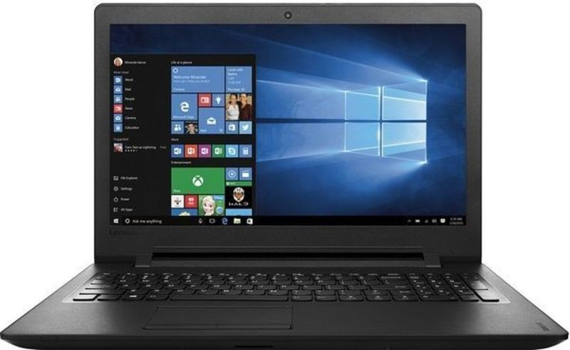 Ноутбук Lenovo IdeaPad 110 15 IBR black
