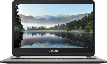Ноутбук Asus X507UA-BQ072T Core i3 6006U/4Gb/1Tb/Intel HD Graphics 520/15 6 /FHD (1920x1080)/Windows 10/gold/WiFi/BT/Cam