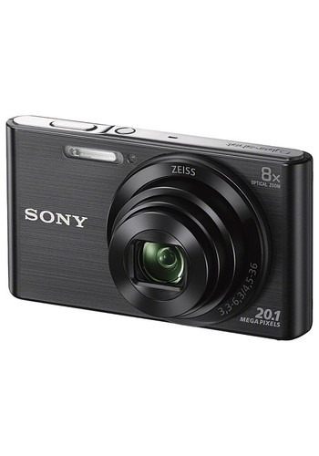 Фотоаппарат Sony Cyber-shot DSC-W830 Black