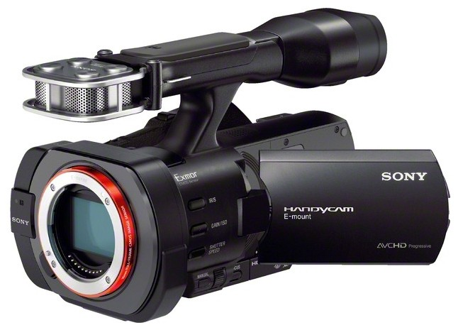 Видеокамеры HD Flash SONY NEX-VG900E